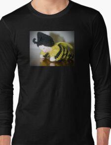 Bumble Bee Child Long Sleeve T-Shirt