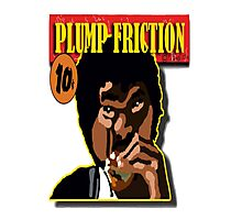 Plump Friction Photographic Print