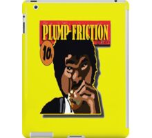 Plump Friction iPad Case/Skin