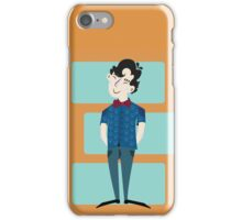 Bowtie Sherlock iPhone Case/Skin