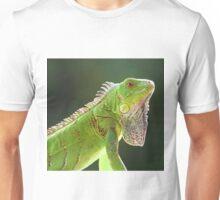 Green iguana Unisex T-Shirt