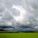 Big Skies over Caburn by mikebov