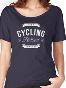 Ride Forever Women's Relaxed Fit T-Shirt