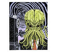The Collect Call of Cthulhu Photographic Print