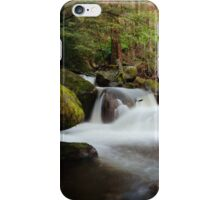 Taggerty Cascades, Marysville, Victoria iPhone Case/Skin