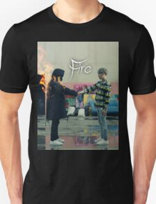 BTS FIRE  T-Shirt