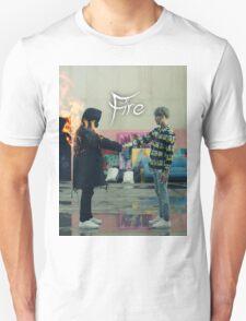 BTS FIRE  Unisex T-Shirt