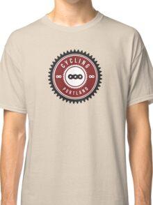 Cycling Portland Chain Ring Classic T-Shirt