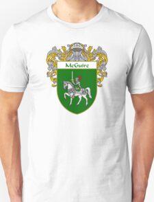 McGuire Coat of Arms/Family Crest Unisex T-Shirt