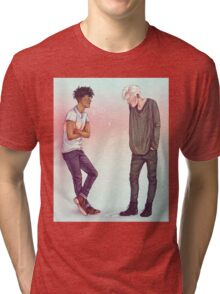 Albus and Scorpius Tri-blend T-Shirt