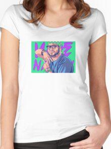 h3h3 / Vapenation / Vape Nation / VN / Shirt - Phone Case Women's Fitted Scoop T-Shirt