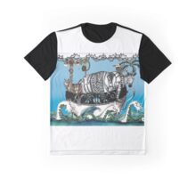 Zoo island Graphic T-Shirt