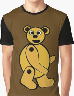 Bearly Living Graphic T-Shirt