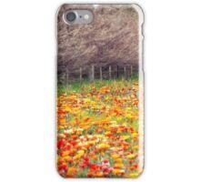 Changing Seasons iPhone Case/Skin