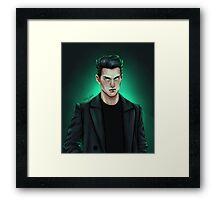 Tom Riddle Jr. Framed Print