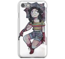 marcy. iPhone Case/Skin