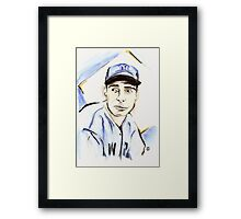 Yankee Clipper Framed Print