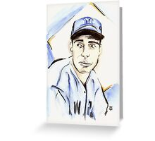 Yankee Clipper Greeting Card