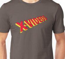 x-men x-videos Unisex T-Shirt