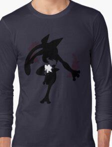 Froakie - Frogadier - Greninja ( Evolution line ) Long Sleeve T-Shirt