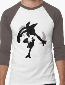 Froakie - Frogadier - Greninja ( Evolution line ) Men's Baseball ¾ T-Shirt