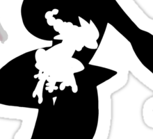 Froakie - Frogadier - Greninja ( Evolution line ) Sticker