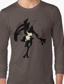 Froakie - Frogadier - Greninja ( Evolution line ) V2 Long Sleeve T-Shirt