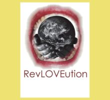 New RevLOVEution Tshirts that ROCK! Kids Clothes