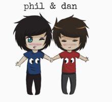 phil & dan  by AutumnRay