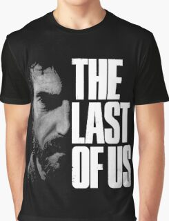 TLOU Joe Graphic T-Shirt