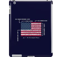 July 4th 1960 iPad Case/Skin