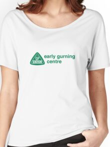 Early Gurning Centre Women's Relaxed Fit T-Shirt