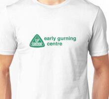 Early Gurning Centre Unisex T-Shirt