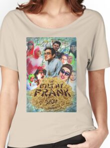 Filthy Frank - King of Filth (Distressed) Women's Relaxed Fit T-Shirt