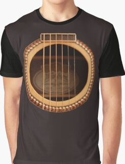 Acoustic Sound Graphic T-Shirt