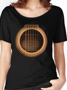 Acoustic Sound Women's Relaxed Fit T-Shirt