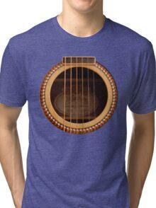 Acoustic Sound Tri-blend T-Shirt