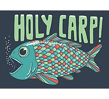 Holy Carp! Photographic Print