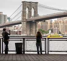 Brooklyn Bridge by Cvail73