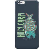 Holy Carp! iPhone Case/Skin