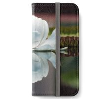 Lilly of the Water iPhone Wallet/Case/Skin