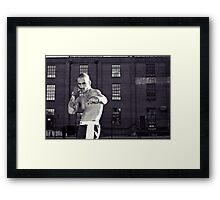 Bring It Framed Print