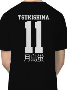 Tsukishima Kei #11 月島蛍  Classic T-Shirt