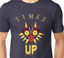 Majora's Mask - Time's Up Unisex T-Shirt