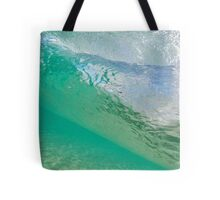 Inside the Tallow's Wave Tote Bag