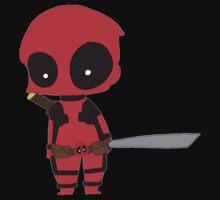 Chibi Deadpool Kids Clothes