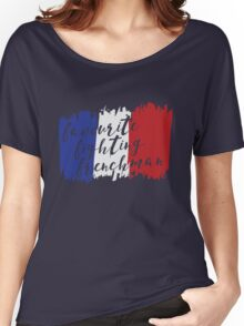 Fighting French Women's Relaxed Fit T-Shirt