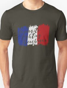 Fighting French Unisex T-Shirt