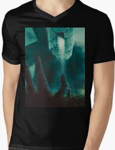 Erosion Mens V-Neck T-Shirt
