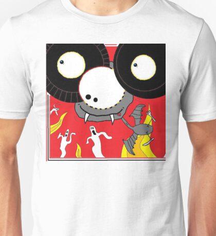 Batty Spookiness  Unisex T-Shirt